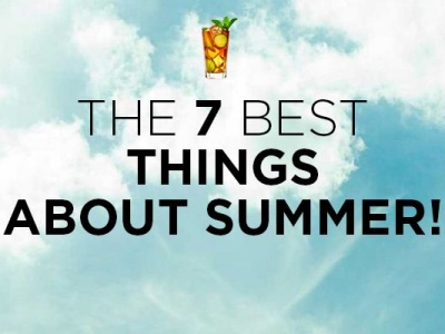 7 best things about summer quarter